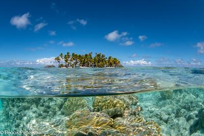 Tahiti Split
