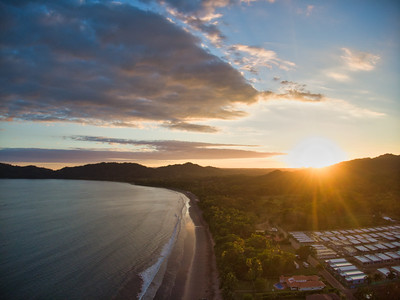 Playa Tambor in the Nicoya Peninsula is the best Tropical Costa Rica beach