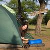 Bush Camp -Serengeti, Tanzania