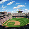 Twins Ballpark-Lensbaby Fisheye