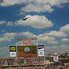Flyover at new Twins ballpark