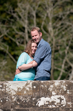 Tasha and Paul Engagement