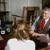 Robert Bly teaching workshop