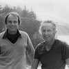 Michael Murphy and Dick Price, Founders of Esalen Institute