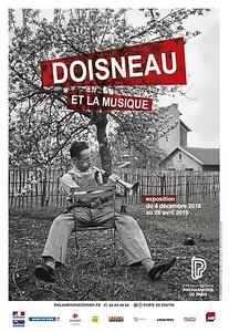 """l'exposition """"Doisneau et la musique"""""""