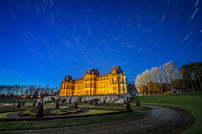 Bowes Museum, Star Trail II