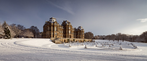 Bowes Museum, Winter II