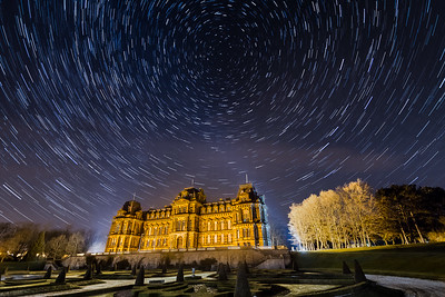 Bowes Museum, Star Trail I