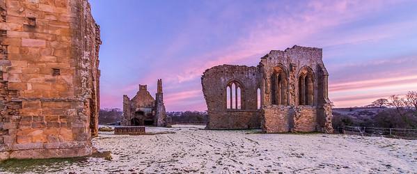 Egglestone Abbey, Sunrise III