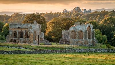 Egglestone Abbey, Summer III