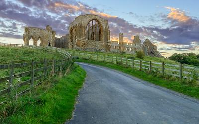 Egglestone Abbey, Autumn IV
