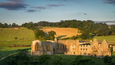 Egglestone Abbey, Summer I
