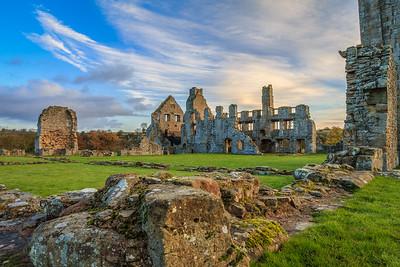 Egglestone Abbey, Autmn III