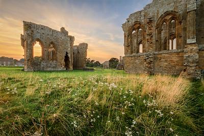 Egglestone Abbey, Autumn V