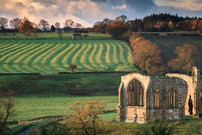 Egglestone Abbey, Autumn I