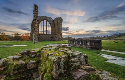 Egglestone Abbey, Autumn II