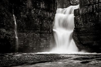 High Force Waterfall I