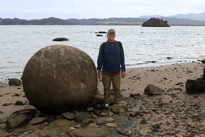 Koutu Boulders - Hokianga Harbor - Northland region (NW area) - North Island - New Zealand.