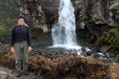 Taranaki Falls - Tongariro National Park - Manawatu/Whanganui region - North Island - New Zeland.