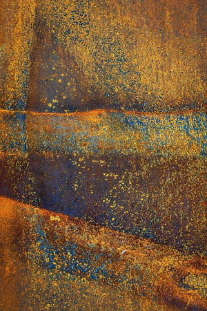 Rusted Landscape