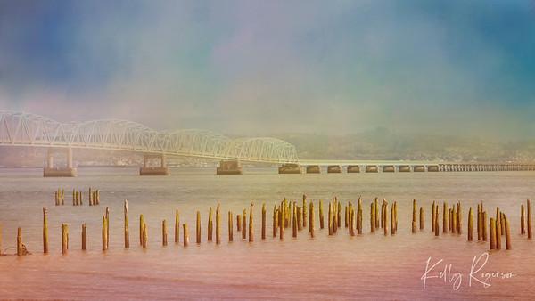 Astoria, Oregon - Columbia River
