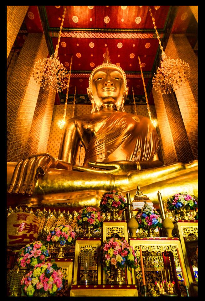 Wat Kalayanamit temple, Bangkok