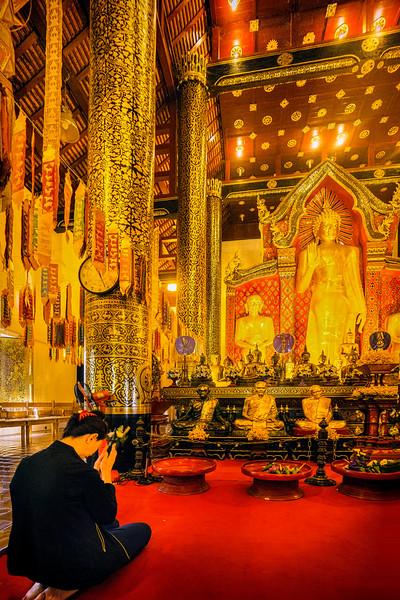 Wat Chedi, Chiang Mai