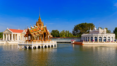 Aisawan Thiphya-Art, Bang Pa-in Palace, Ayutthaya, Thailand (1)