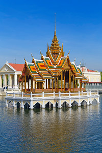 Aisawan Thiphya-Art, Bang Pa-in Palace, Ayutthaya, Thailand (2)
