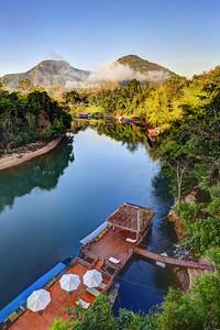River Kwai (Khwae Noi), Sai Yok, Kanchanaburi Province, Thailand  (3)