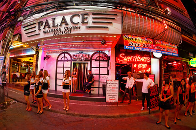 Walking Street, Pattaya, Thailand (4)