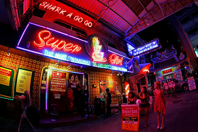 Walking Street, Pattaya, Thailand (2)