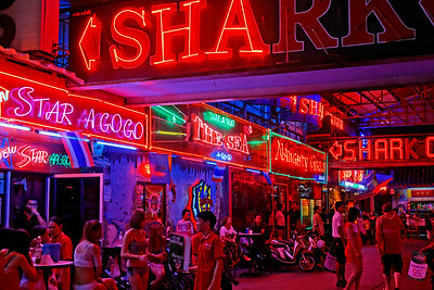 Walking Street, Pattaya, Thailand (6)