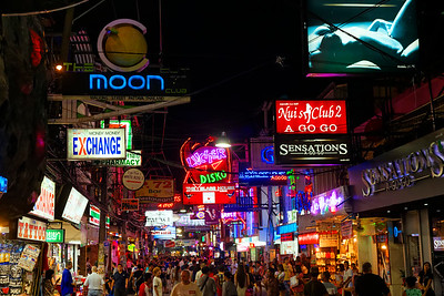 Walking Street, Pattaya, Thailand (7)