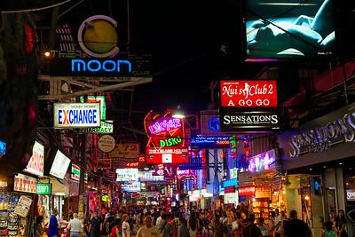 Walking Street, Pattaya, Thailand (7)