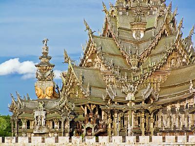 The Sanctuary of Truth, Pattaya, Thailand (3)