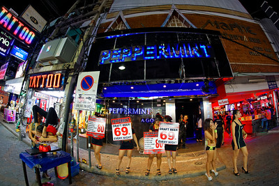 Walking Street, Pattaya, Thailand (3)