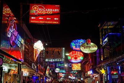 Walking Street, Pattaya, Thailand (5)