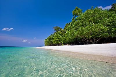 White Sand Beach, Koh Rawi, Satun, Thailand