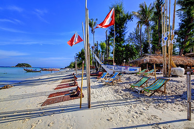 Welcome to Koh Lipe, Satun, Thailand