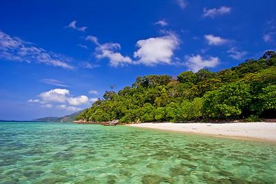 White Sand Beach, Koh Rawi, Satun, Thailand (2)