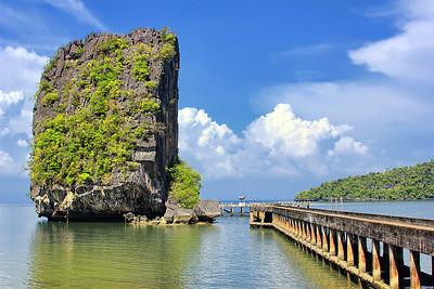 Tribal Council Pier (Survivor Thailand), Tarutao Island #3