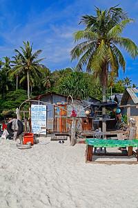 Koh Lipe, Boat Tour Shack, Satun, Thailand