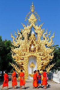Chiang Rai, Wat Rong Khun (The White Temple) (5)