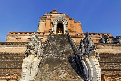 Wat Chedi Luang,  Chiang Mai,  Thailand (1)
