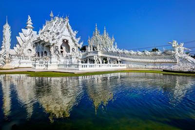Chiang Rai, Wat Rong Khun (The White Temple) (1)