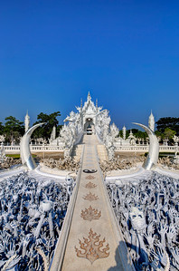 Chiang Rai, Wat Rong Khun (The White Temple) (2)