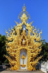 Chiang Rai, Wat Rong Khun (The White Temple) (6)