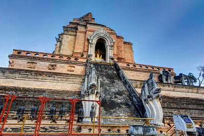 Wat Chedi Luang,  Chiang Mai,  Thailand (2)