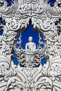 Chiang Rai, Wat Rong Khun (The White Temple) (4)